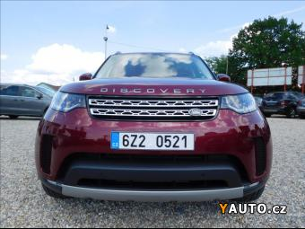 Prodám Land Rover Discovery 3,0 DISCOVERY TD6 AUT. HSE