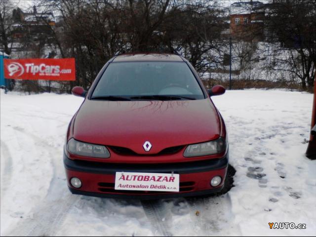 Prodám Renault Laguna 1,6 COMBI 16V RXE