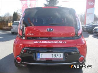 Prodám Kia Soul 1,6 GDI EXCLUSIVE