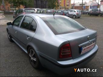Prodám Škoda Octavia 1,9 OCTAVIA TDI ACTIVE