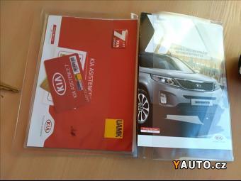 Prodám Kia Sorento 2,2 CRDI 4X4 PREMIUM