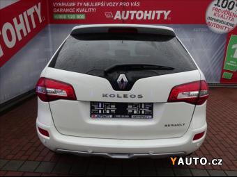 Prodám Renault Koleos 2,0 dCi 4x4, kůže, panorama