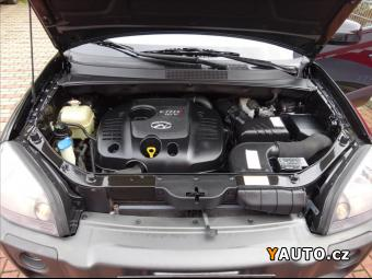 Prodám Hyundai Tucson 2,0 CRDi 4x4, kůže