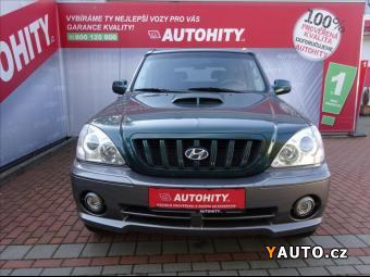 Prodám Hyundai Terracan 2,9 CRDi 4x4, kůže, BEZ koroze