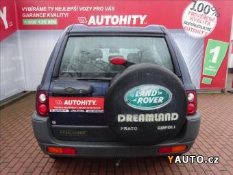 Prodám Land Rover Freelander 2,0 D, 4x4