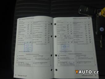 Prodám Volkswagen Golf 1,9 TDi, Servisní kniha