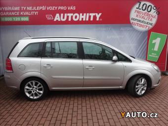 Prodám Opel Zafira 1,6 7 míst