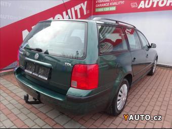 Prodám Volkswagen Passat 1,9 TDi, Klima, kůže