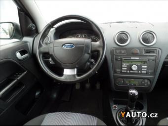 Prodám Ford Fusion 1.4 ČR, Dig. klimatizace
