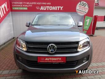 Prodám Volkswagen Amarok 2,0 132kW TDi, 4x4 + sada kol