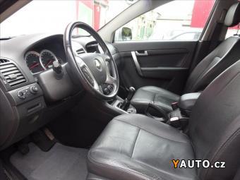 Prodám Chevrolet Captiva 2,4 i 16V 7Míst, Kůže