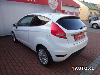 Prodám Ford Fiesta 1,4 LPG 71kW