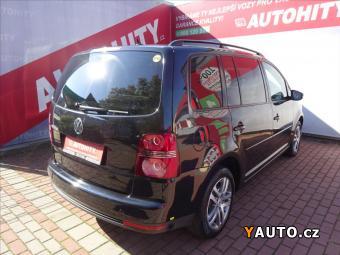 Prodám Volkswagen Touran 1,6 LPG 7 Míst