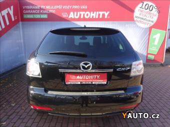 Prodám Mazda CX-7 2,2 D, 4x4, Xenony, Kůže
