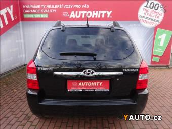 Prodám Hyundai Tucson 2,0 16V 104kW