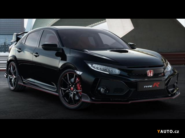 Prodám Honda Civic 2,0 DOHC i-VTEC TURBO TYPE-R