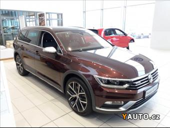 Prodám Volkswagen Passat 2,0 TDI 176 kW 7DSG Alltrack