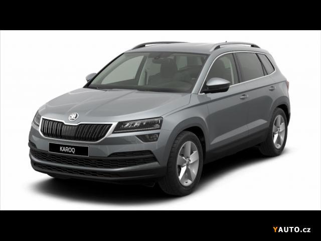 Prodám Škoda Karoq 1,6 TDI 85 kW Style