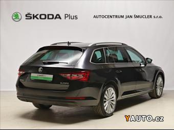 Prodám Škoda Superb 2,0 TDi Ambition Plus kombi