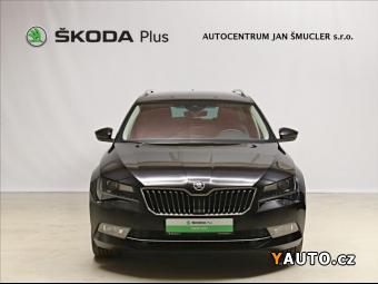 Prodám Škoda Superb 2,0 TDi 4x4 L&amp, K Paket Adva