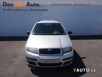 Prodám Škoda Fabia 1,2 i 12v
