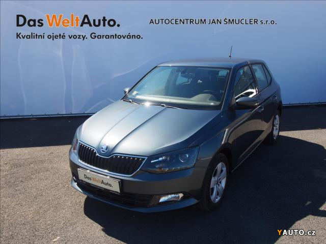 Prodám Škoda Fabia 1,2 TSi Style Plus