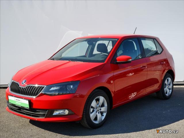 Prodám Škoda Fabia 1,0 TSI 70kW Style