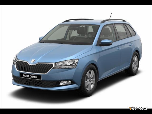 Prodám Škoda Fabia 1,0 MPI 55kW Combi Ambition