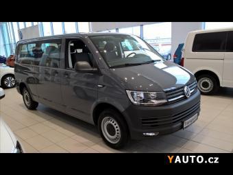 Prodám Volkswagen Transporter 2,0 TDi 110 kW DR kombi, 8 mís