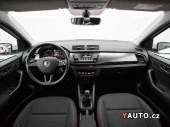 Prodám Škoda Fabia 1,2 TSi Style
