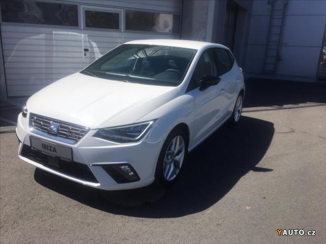 Prodám Seat Ibiza 1,0 TSI FR