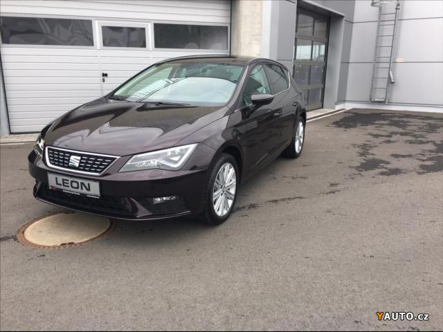 Prodám Seat Leon 1,5 TSI EXCELLENCE