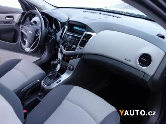 Prodám Chevrolet Cruze 1,6 LS LPG