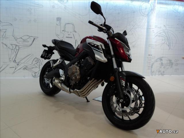 Prodám Honda CB650F