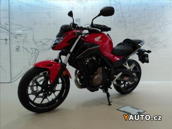 Prodám Honda CB500F