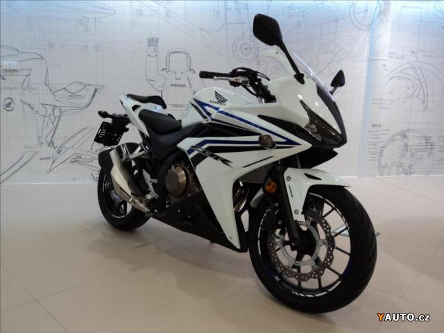 Prodám Honda CBR500R