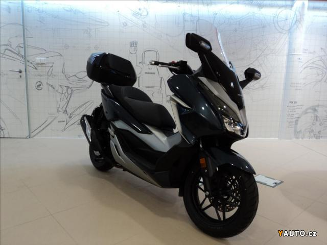 Prodám Honda Forza 300