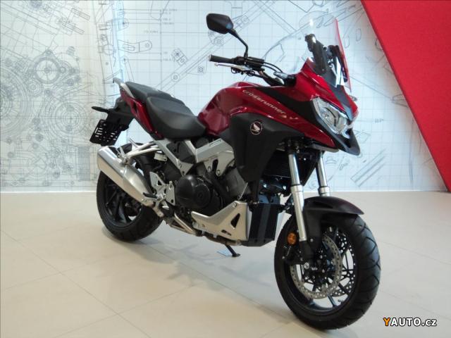Prodám Honda VFR800X Crossrunner