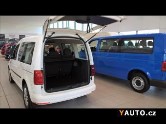 Prodám Volkswagen Caddy 1,4 TSi 96 kW Trendline