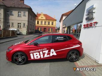Prodám Seat Ibiza 1,0 TSI FR DSG