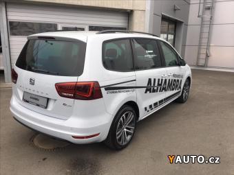Prodám Seat Alhambra 2,0 TDI DSG Xcellence