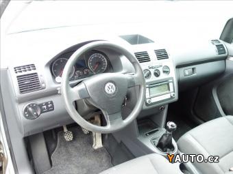 Prodám Volkswagen Touran 1,9 TDi