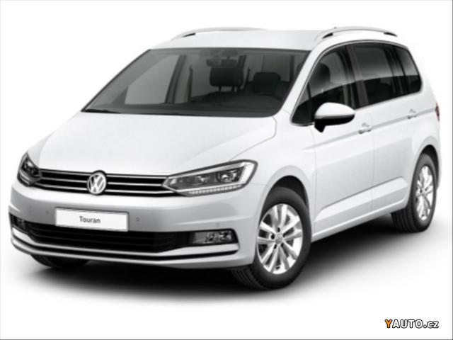 Prodám Volkswagen Touran 1,5 TSI 110kW, 150k Maraton Ed