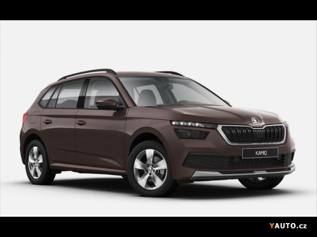 Prodám Škoda Kamiq 1,5 TSI 110kW 6MP Ambition