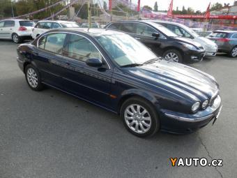 Prodám Jaguar X-Type 2,5 i AUTOMAT