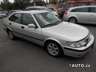 Prodám Saab 9-3 2,2TI D Serv. kniha