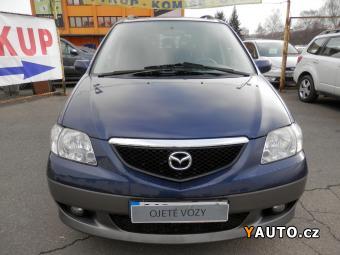 Prodám Mazda MPV 2.0D Exclusive 7 MÍST