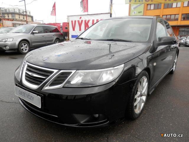 Prodám Saab 9-3 1,9TID 1. MAJ.  SERV. KNIHA