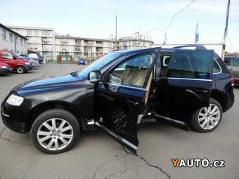 Prodám Volkswagen Touareg 2.5 R5 TDI 6stup KRASAVEC