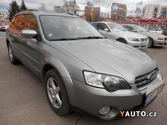 Prodám Subaru Outback 2,5i LPG 2 x kola